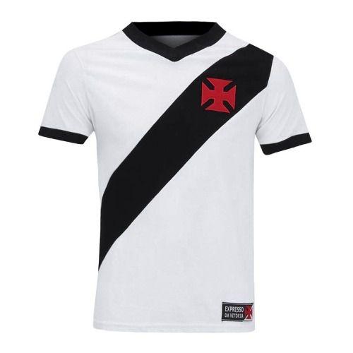 T-Shirt Expresso Vasco Masculina - Braziline