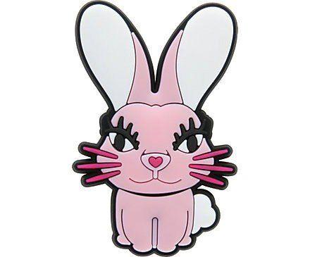 Jibbitz Broche Coelhinha Bunny - Crocs