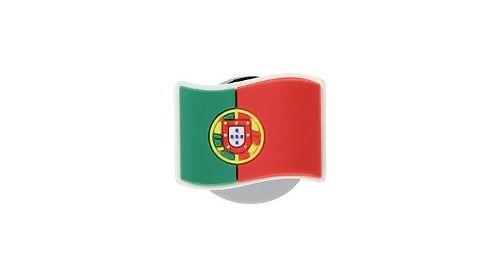 Jibbitz Broche Bandeira Portugal - Crocs