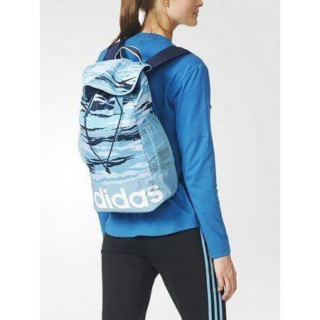 Mochila Adidas Linear Ess W Graf M