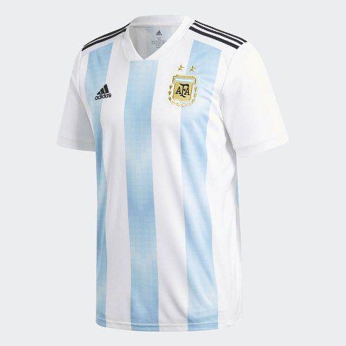 Camisa Seleção Argentina I Adidas Copa 2018 - Original