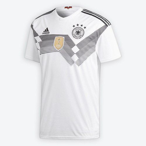 Camisa Oficial Seleção Alemanha I Adidas Copa