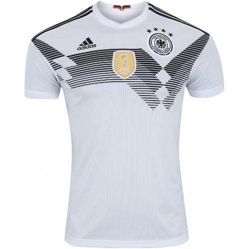10b11a1e0f Camisa Seleção Alemanha I Adidas Copa 2018 - Original - Titanes Esportes
