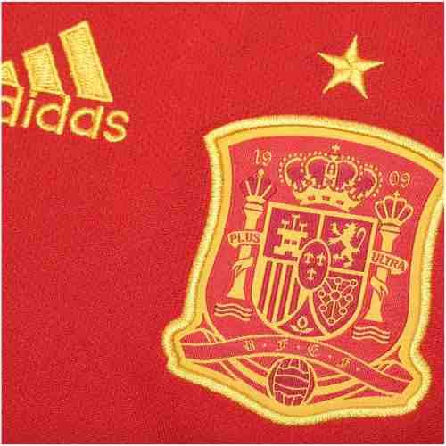 1187d63660 Camisa Seleção Espanha I Adidas Copa 2018 - Original - Titanes Esportes