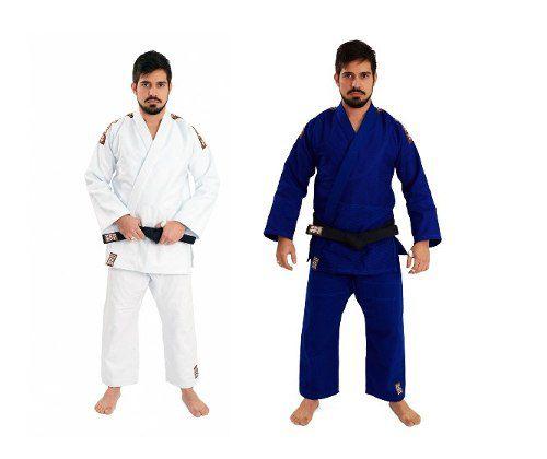 Kimono Trançado Plus Light Judo - Haganah