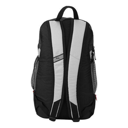 Mochila Puma Echo Backpack Cinza - Original 2018