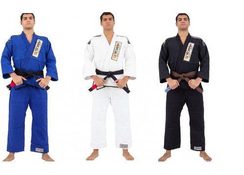 Kimono Trançado Master Jiu Jitsu - Torah - A 5