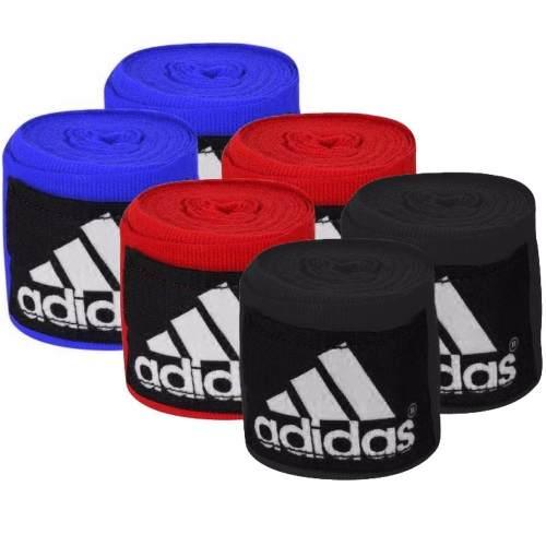 Bandagem Elástica Adidas - 5Cm X 4,50M - Preta