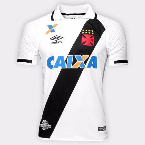 Camisa Vasco Jogador - Sem Patrocínio 17/18