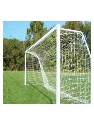 Rede Spitter Futebol de Campo Simples Branco - Fio 2