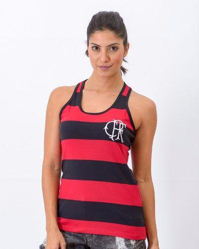 f2c06692dc839c Regata Flamengo Feminina Flatri - Braziline - Titanes Esportes