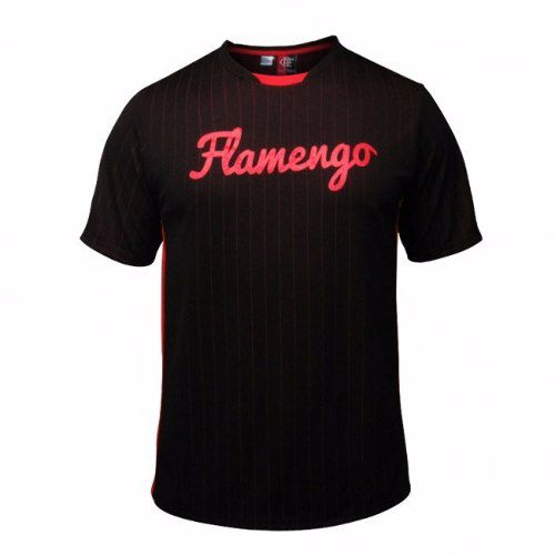 Camisa Flamengo Masculina Custom T-Shirt - Braziline