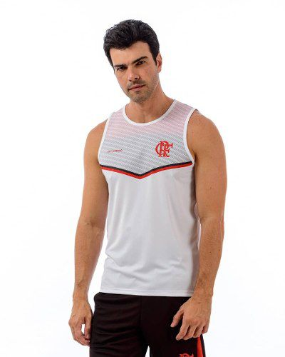 Camisa Flamengo Masculina Cover RXGata Adt - Braziline