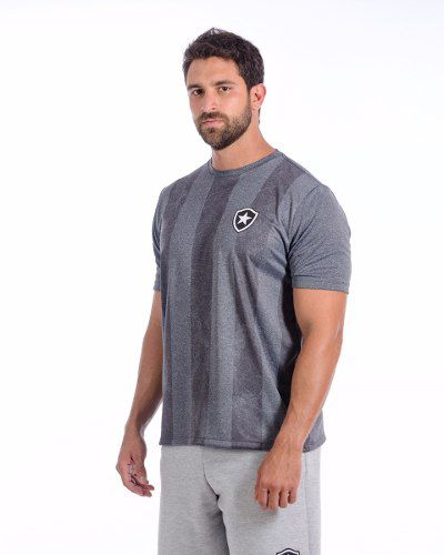 Camisa Botafogo Masculina Soblit T-Shirt - Braziline -