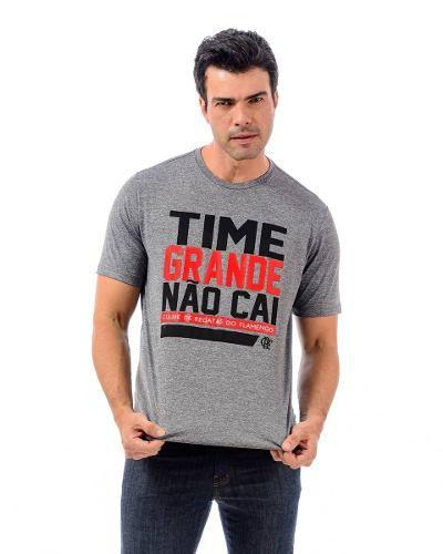 07b3acb82b Camisa Flamengo Masculina Fall Tshirt - Braziline - Titanes Esportes