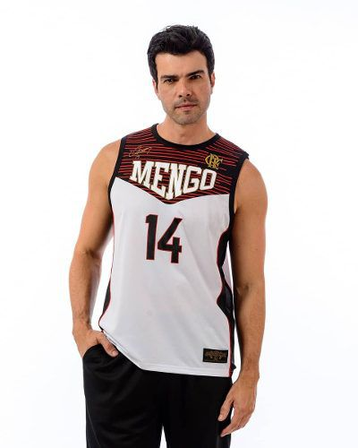 Regata Flamengo Masculina Schmidt - Braziline