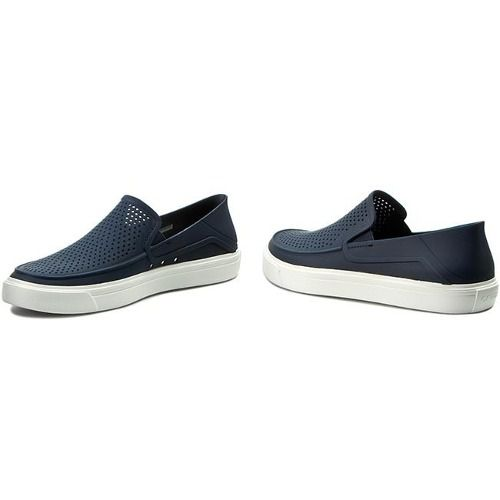 Sapato Crocs Masculino Citilane Roka Original - Navy