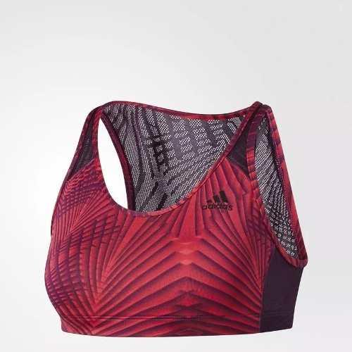 Top Adidas Estampa Geométrica