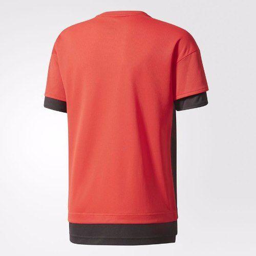 Camisa Infantil Flamengo Adidas - Pré Jogo - Oficial 2017 18 - Titanes  Esportes 372147f8849c3