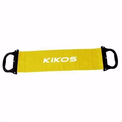 Elástico com Pegador Fraca Intensidade Kikos - Amarelo