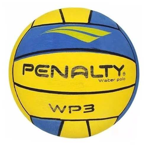 Bola Water Polo Wp3 Penalty Oficial