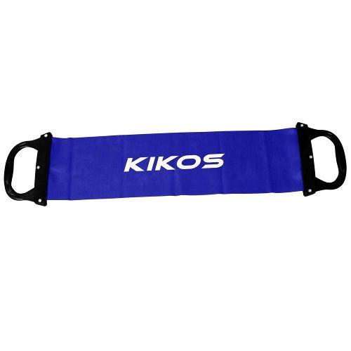 Elástico com Pegador Forte Intensidade Kikos - Azul