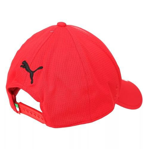 Boné Puma Ferrari Sf Fanwear Tech Bb - Red - Original