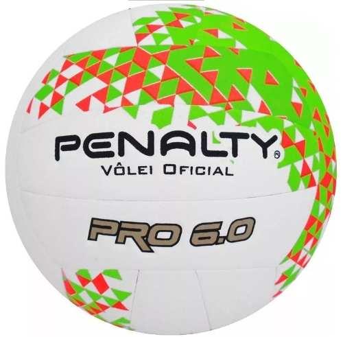 Bola Penalty de Volei Pró 6.0 Viii - Oficial