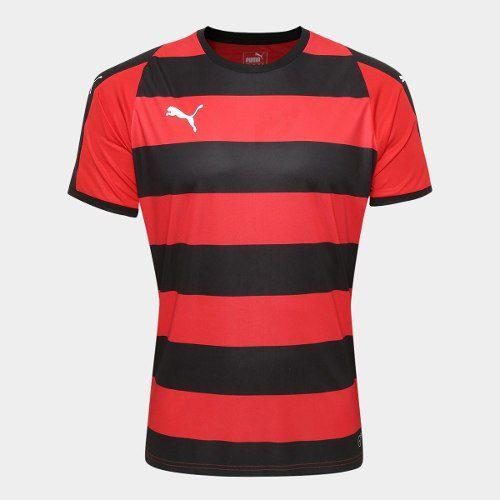 Camisa Puma Liga Jersey Hooped Listrada - Original + Nfe