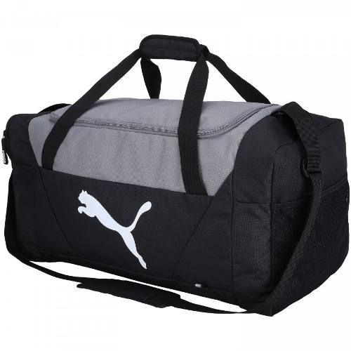 Mala Puma Fundamentals Sports Bag M - Black