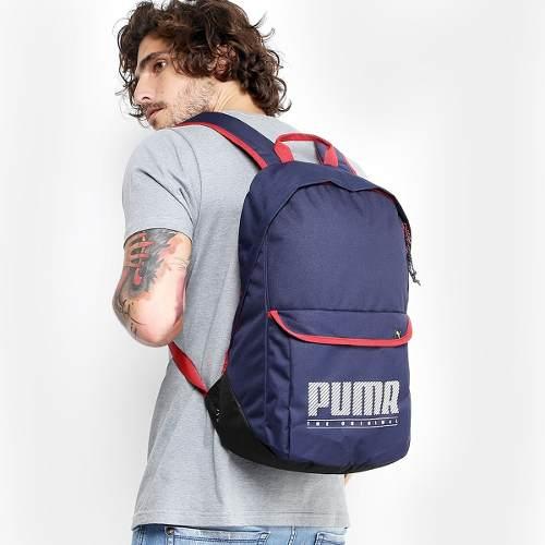 Mochila Puma Sole Backpack - Marinho