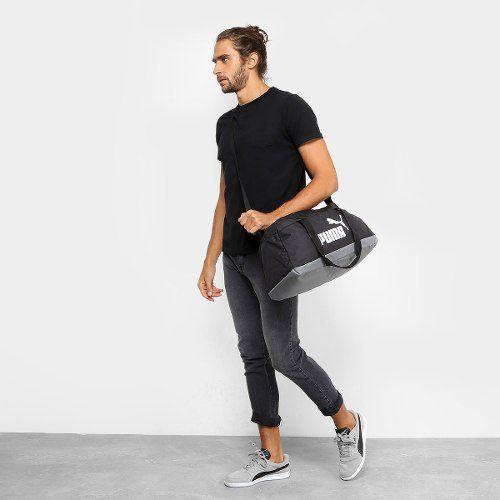 Mala Puma Phase Sport Bag Preto - Original