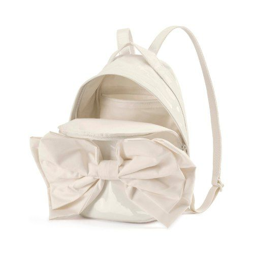 Mochilinha Puma Prime Archive Backpack Bow - White
