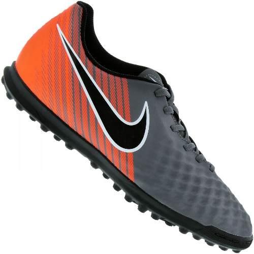 Chuteira Society Nike Magista Obrax 2 Club Tf - Original