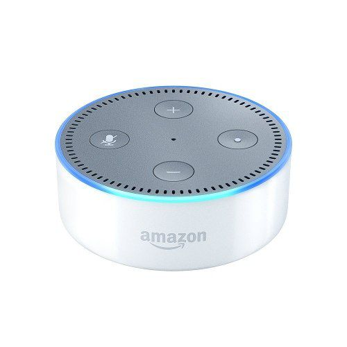 Echo dot (2Nd Generation) - Smart Speaker With Alexa - Branco
