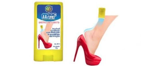 Película Protetora Pré e Pós-Atrito Magic Foot - Feminina