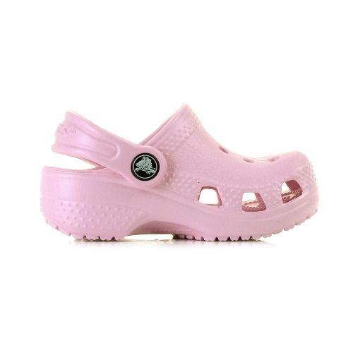 Sandália Crocs Littles Ballerina Pink Infantil
