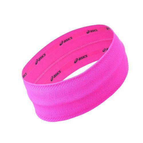 Testeira Seek Balance Headband - Rosa - Asics