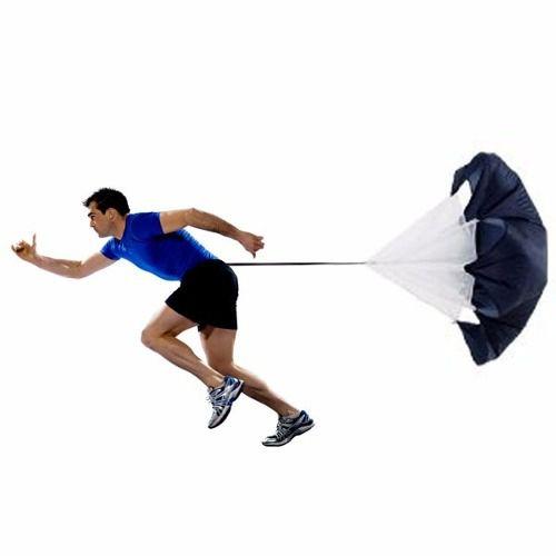 Paraquedas de Resistência Em Corrida - Hook - U