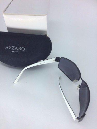 561b9d2de Óculos Azzaro - Original (P\Branco) - Titanes Esportes