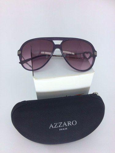 76be54276 Óculos Azzaro - Original - Titanes Esportes