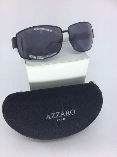 934d47610 Óculos Azzaro - Original (Preto\Branco) - Titanes Esportes