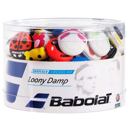 Antivibrador Babolat Loony damp Unidade - Sortido