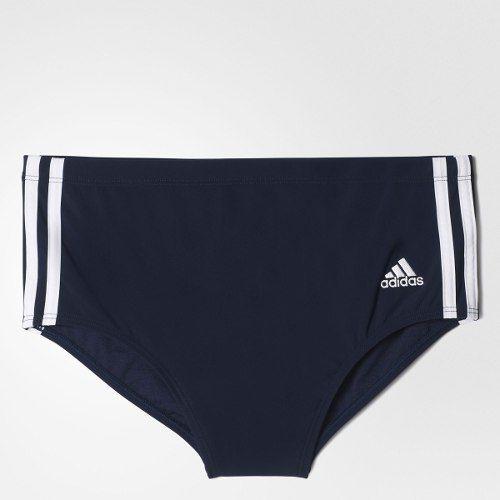 9c1610f88 Sunga 3 Stripes adidas Azul Marinho - G - Artigos Esportívos ...