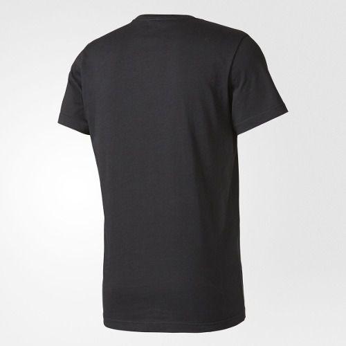 Camisa Logo Adidas Preto - GG