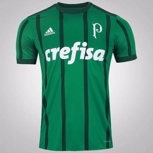 Camisa Oficial Palmeiras Adidas