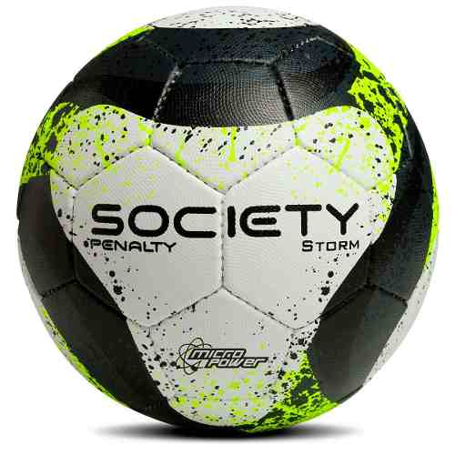 Bola Society Penalty Micro Power Storm Vii - Origina