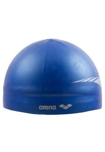 Touca de Natação Arena 3D Cap Adulto - Azul