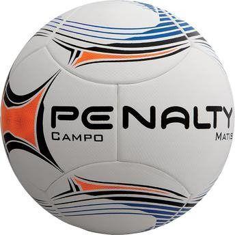 Bola Penalty Matis Term Iv Campo Branco Laranja Azul - Titanes Esportes c8d2645a479c0
