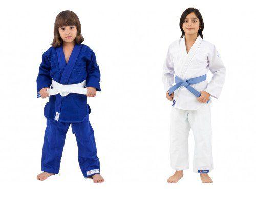 Kimono Trançado Mirim Judo - Torah